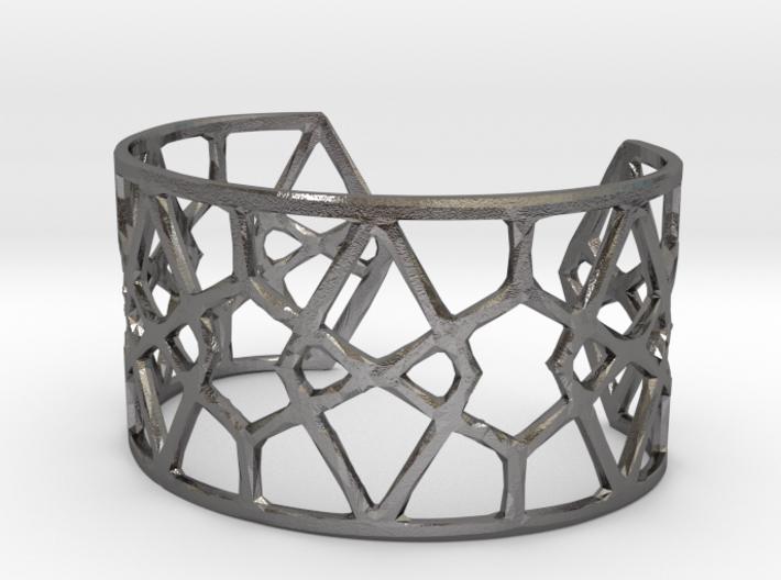 Egyptian Cuff Bracelet 3d printed