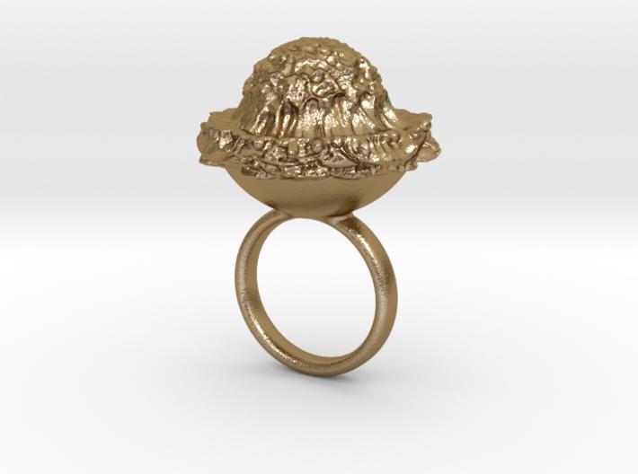 ZOPYROS Ring 3d printed