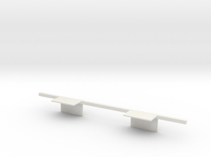 Interior Corner connector bar (old version) 3d printed