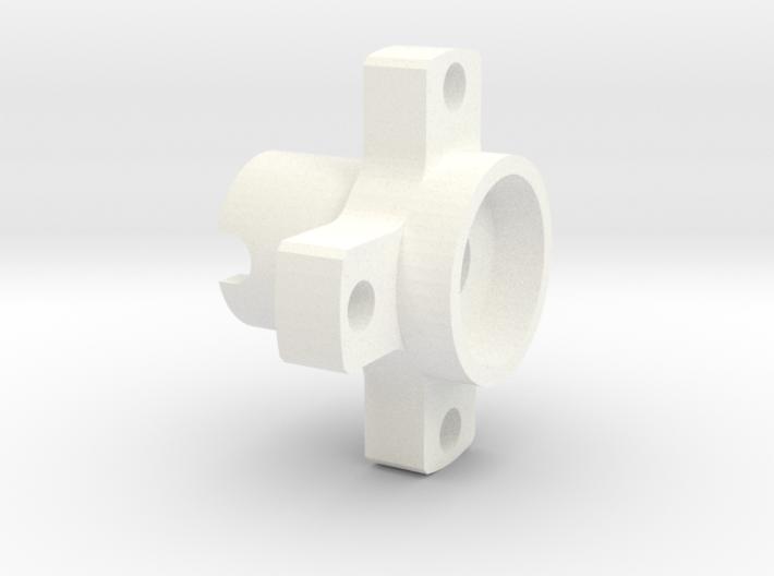 Yokomo Wheel Adapter RC10 Mod (1pcs) 3d printed