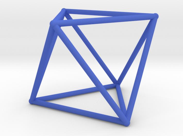 Octahedron (100 cc) 3d printed