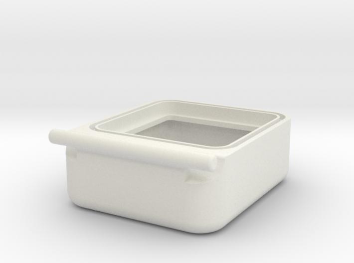 Transport Box Bottom 25 mm 3d printed