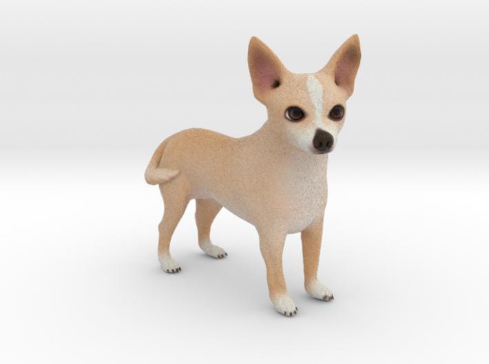 Custom Dog Figurine - Chompers 3d printed