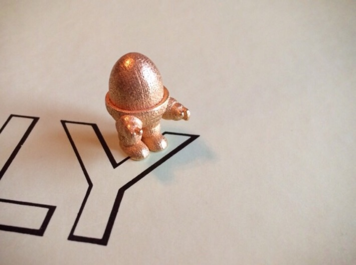 Eggbot Game Token 3d printed