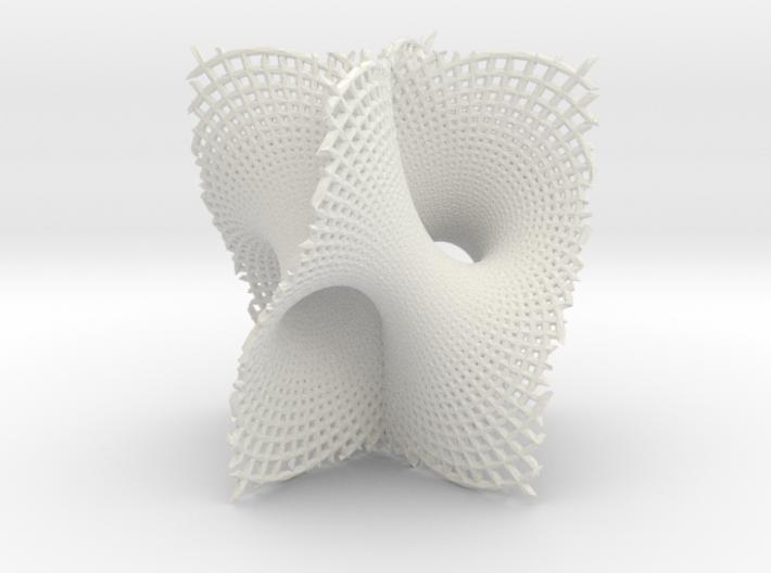 Lawson-Klein cross 3d printed
