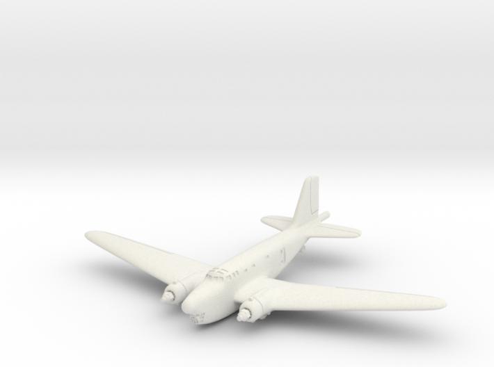 Douglas B-18B Bolo 6mm 1/285 3d printed