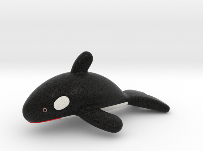 Max the Orca 3d printed