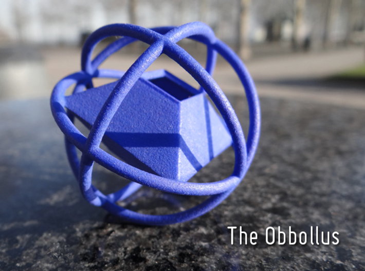 The Obbollus 3d printed