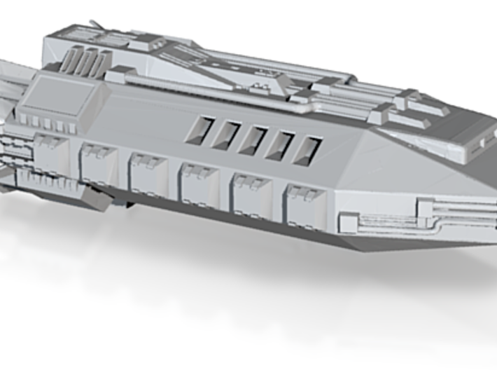 1/2500 B5 EA STG-19 Crew Shuttle :-) 3d printed