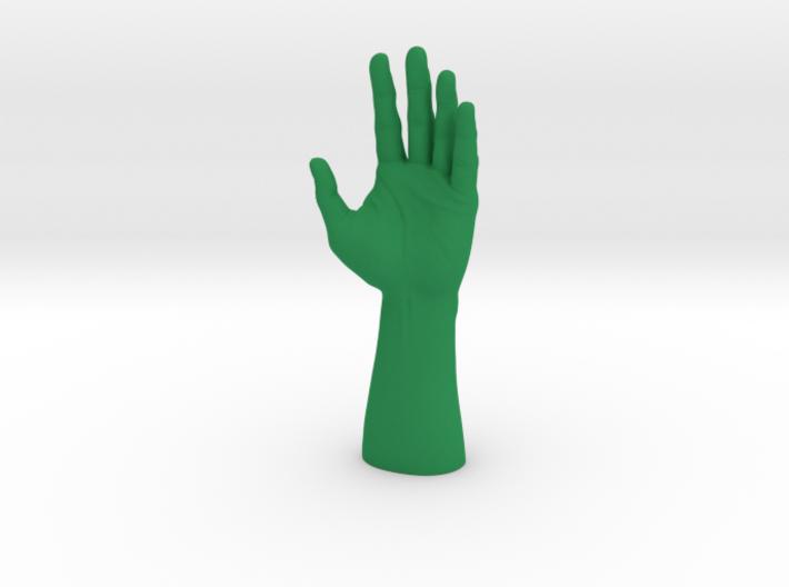Human Hand 3d printed