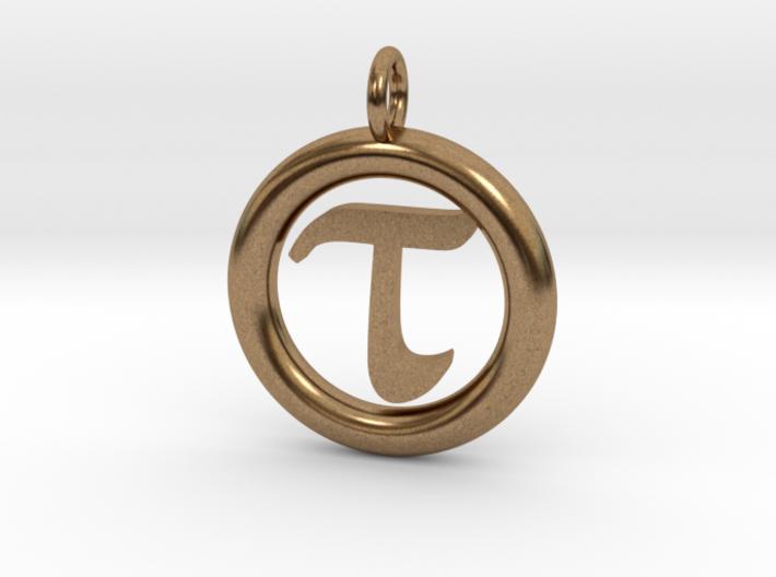 Tau Open Unit(cm) Pendant 3d printed