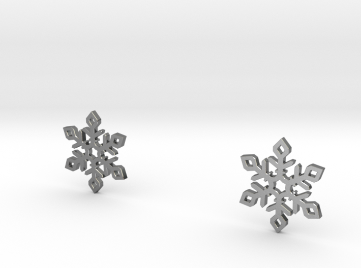 Snow Flakes Small 3d printed