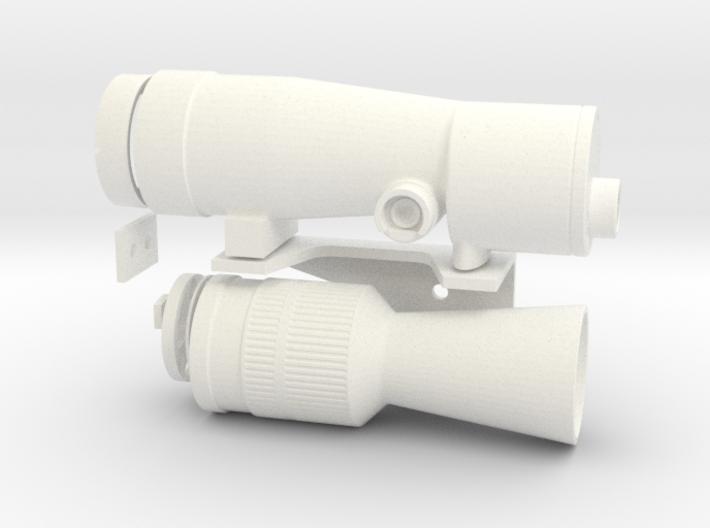 Han Hoth DL44 Kit 3d printed