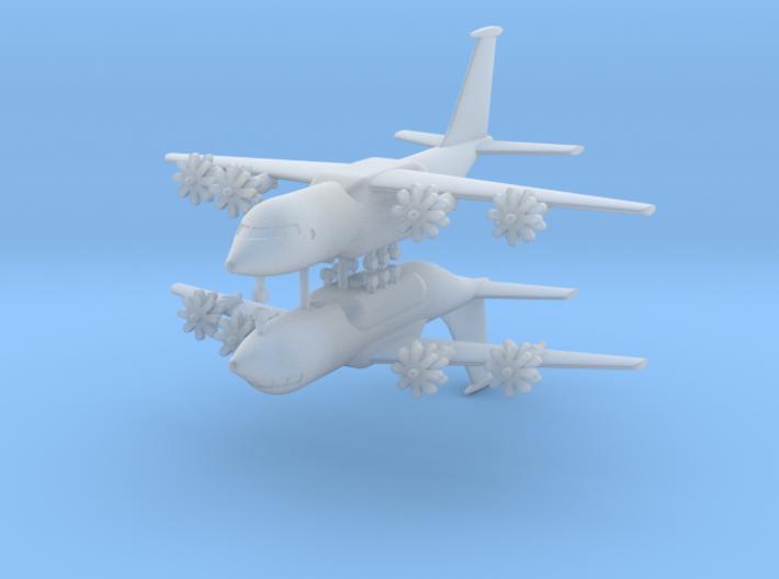 1/600 Antonov An-70 (x2) 3d printed
