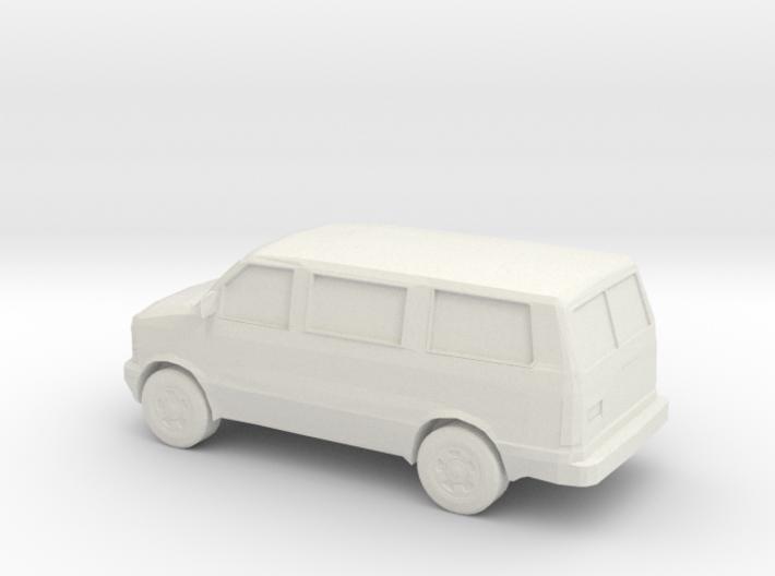1/87 1995-05 Chevy Astro Van 3d printed