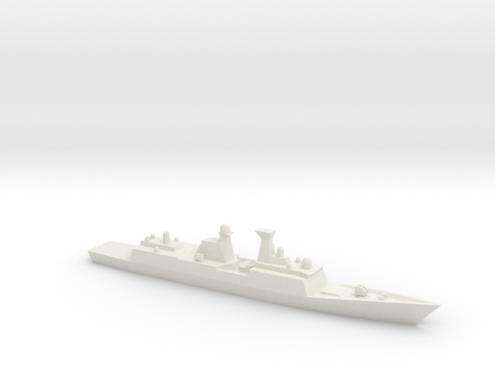 Type 054A 1/1800 3d printed