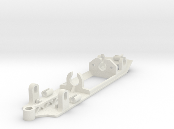 Chassis 3d printed