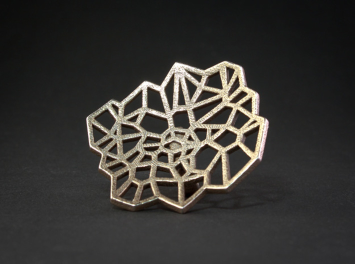 Ring of Arachne - Size 7 3d printed