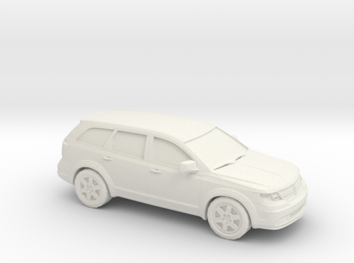 1/87 2009 Dodge Journey 3d printed