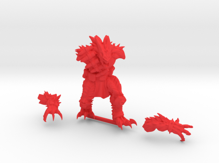 Kurgan 3d printed