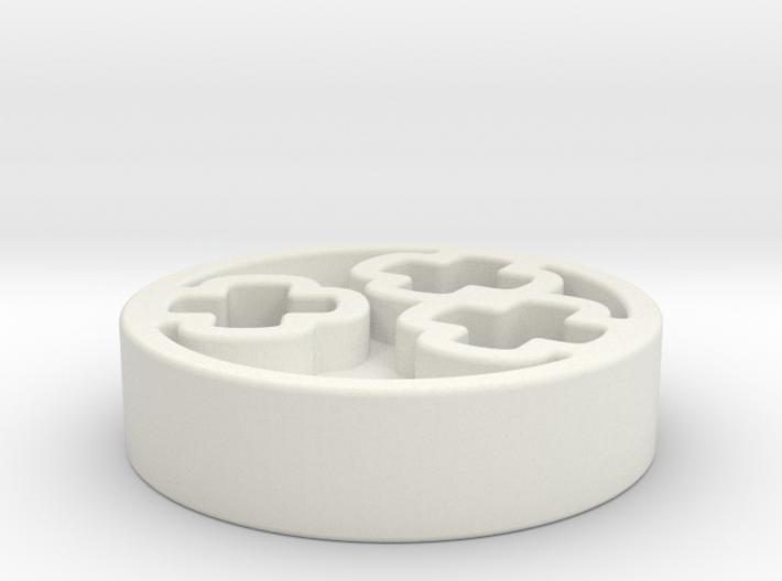 crankshaft piece 3d printed