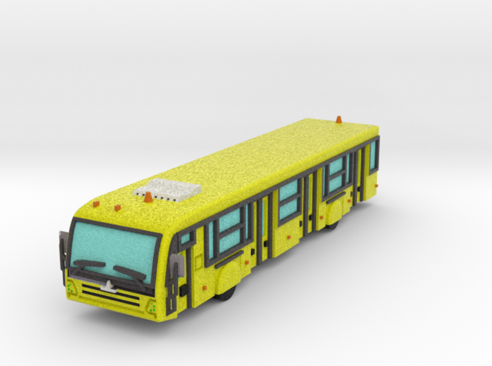 MAZ 171 APRON (AIRPORT) BUS 3d printed
