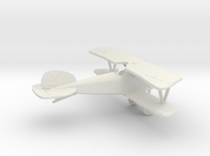 Albatros D.III (OAW late version) 3d printed 1:144 Albatros D.III in WSF