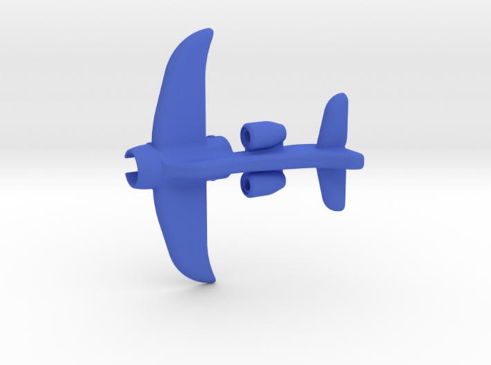Pencert Jet 3d printed