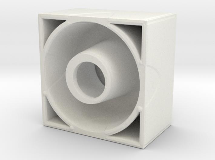 Micro Gelatin Mold 3d printed