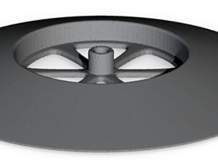 Base Hole - GREEN 3d printed