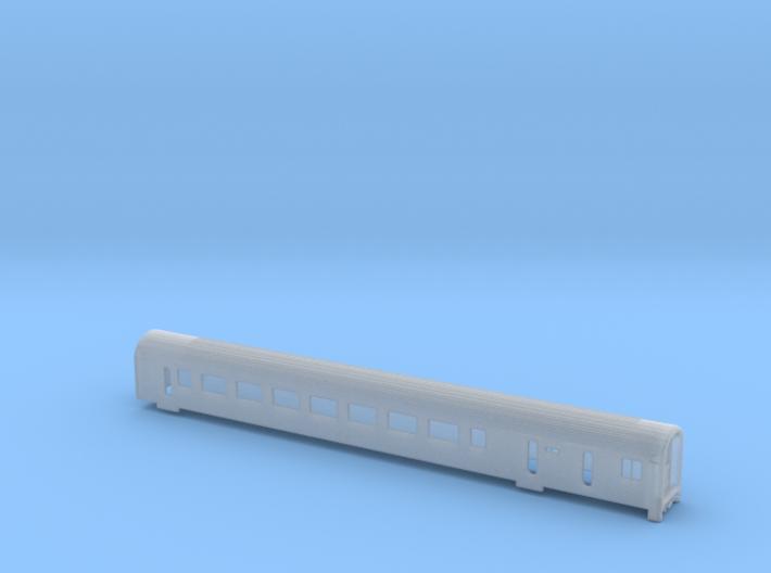 NMBS / SNCB MS / AM 96 kop/ tête 1 scale N / 1:160 3d printed