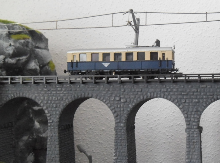 ÖBB 5029 in 1:160 3d printed