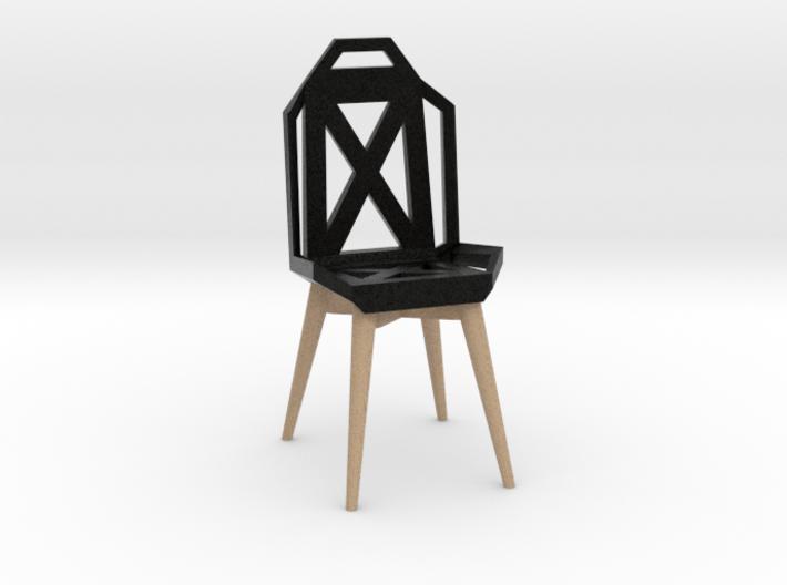 Mini Meta Chair 3d printed