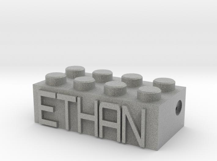 ETHAN 3d printed