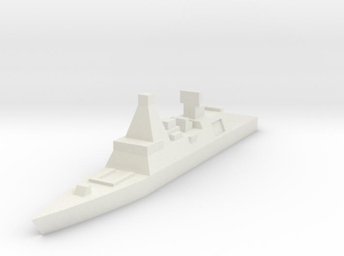 Royal Navy, Type 45 3d printed