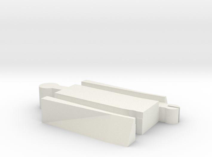Male Wooden Railway to Trackmaster Adapter 3d printed