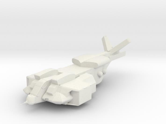 1/2500 Aliens Dropship :-) 3d printed