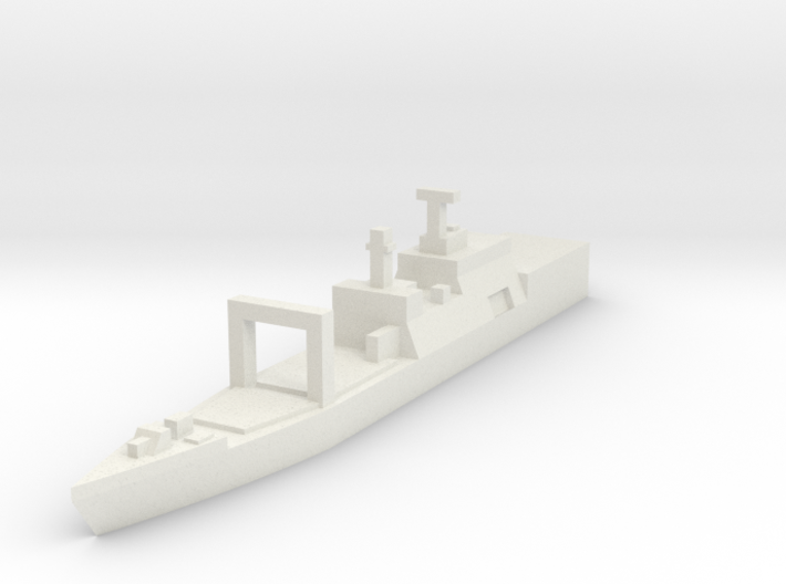 Naval, Auxiliary, Generic 3d printed