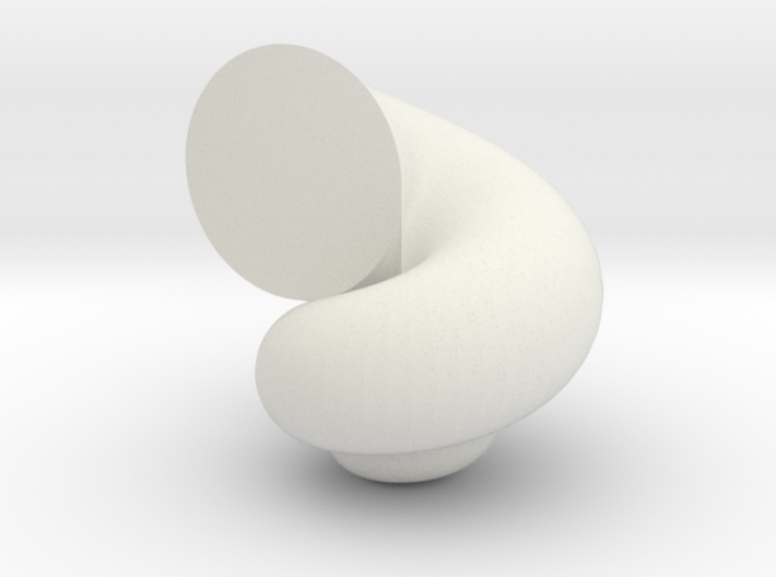 Shell Test 3d printed