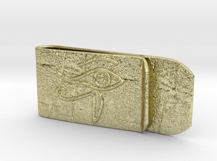 Money clip(Egypt) 3d printed