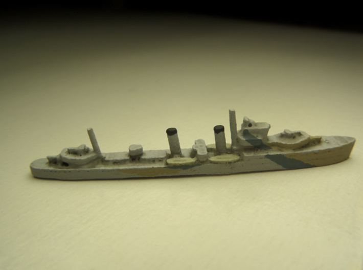 HMS Electra (E/F class) 1/1800 3d printed Comes unpainted.