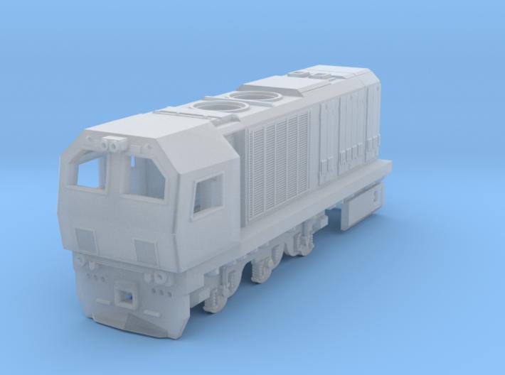 1:64 DL Class (Part 2/2) 3d printed