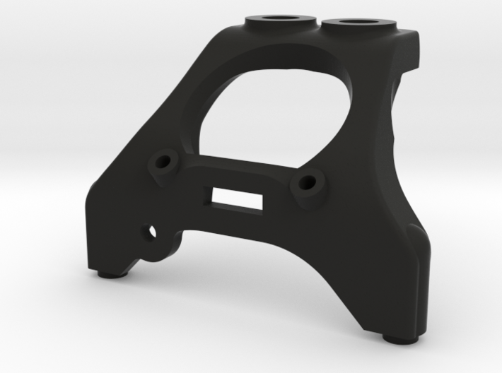 B5M / T5M / SC5M Chassis Brace With Fan Mounting,  3d printed
