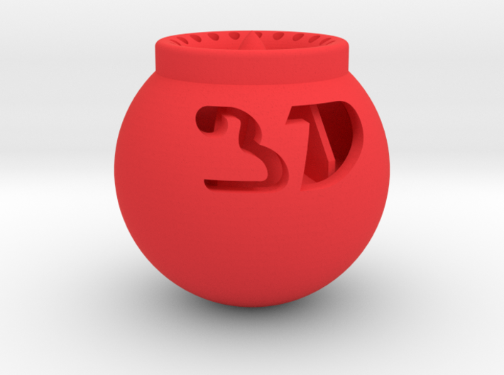 Shift Knob (Turbo inspired) 3d printed