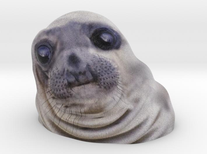 Awkward Moment Seal  3d printed