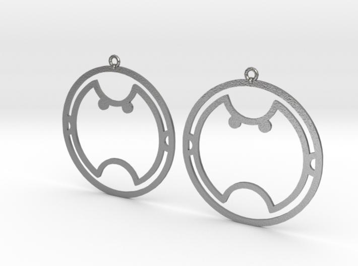 Tasha - Earrings - Series 1 3d printed