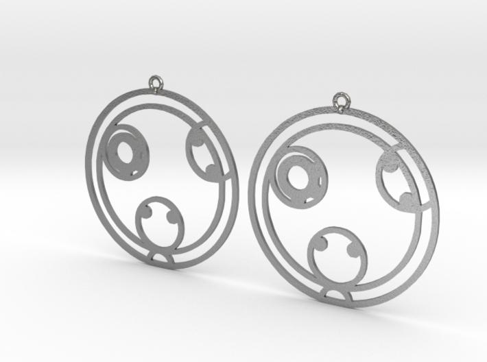 Kaylee - Earrings - Series 1 3d printed