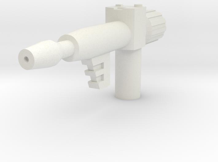 Generic Mini-guy Blaster (5mm handle) 3d printed