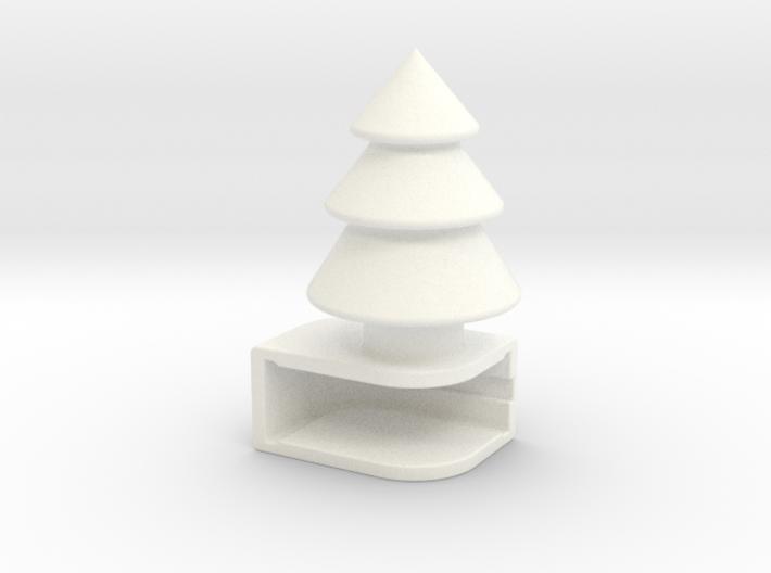 Iphone4 Tree 3d printed