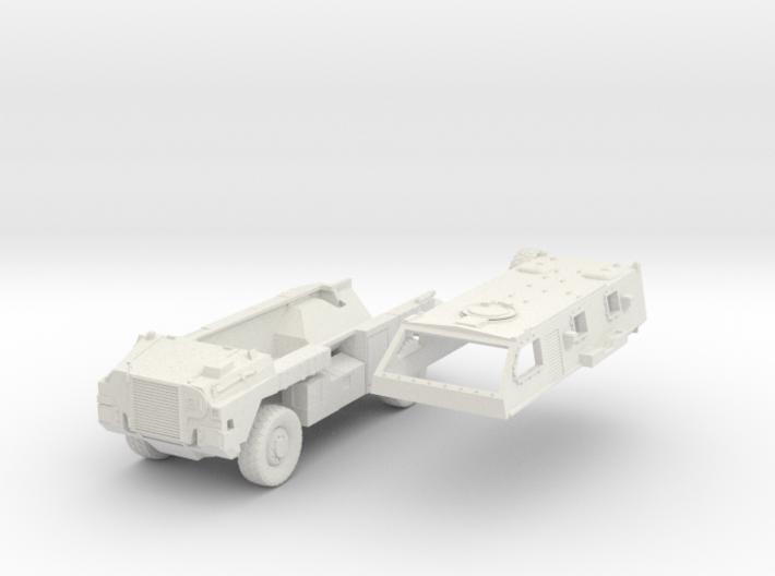 Bushmaster IMV SPLIT(1:72 Scale) 3d printed